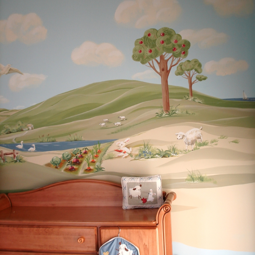 Baby Boy Nursery -