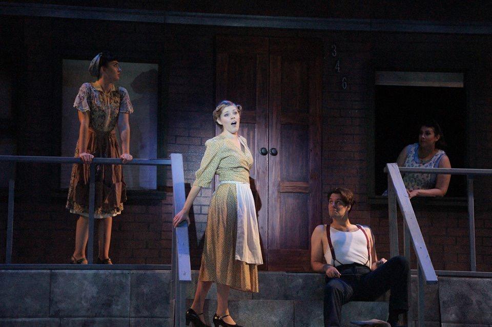 Anna Maurrant,  Street Scene,  Opera North, 2014