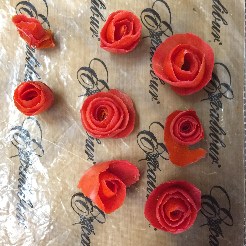 Tomato Flowers.