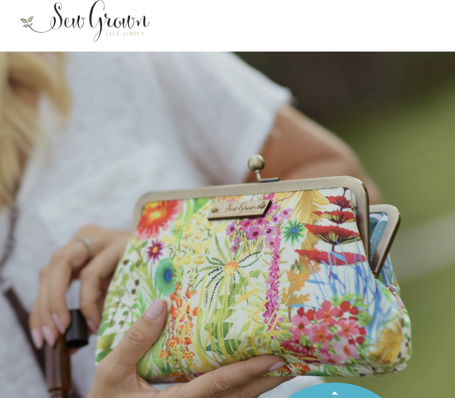 For Sew Grown products (clutches, bags for essential oils, etc.), please click here. - (Note these are affiliate links, thanks for your support!)