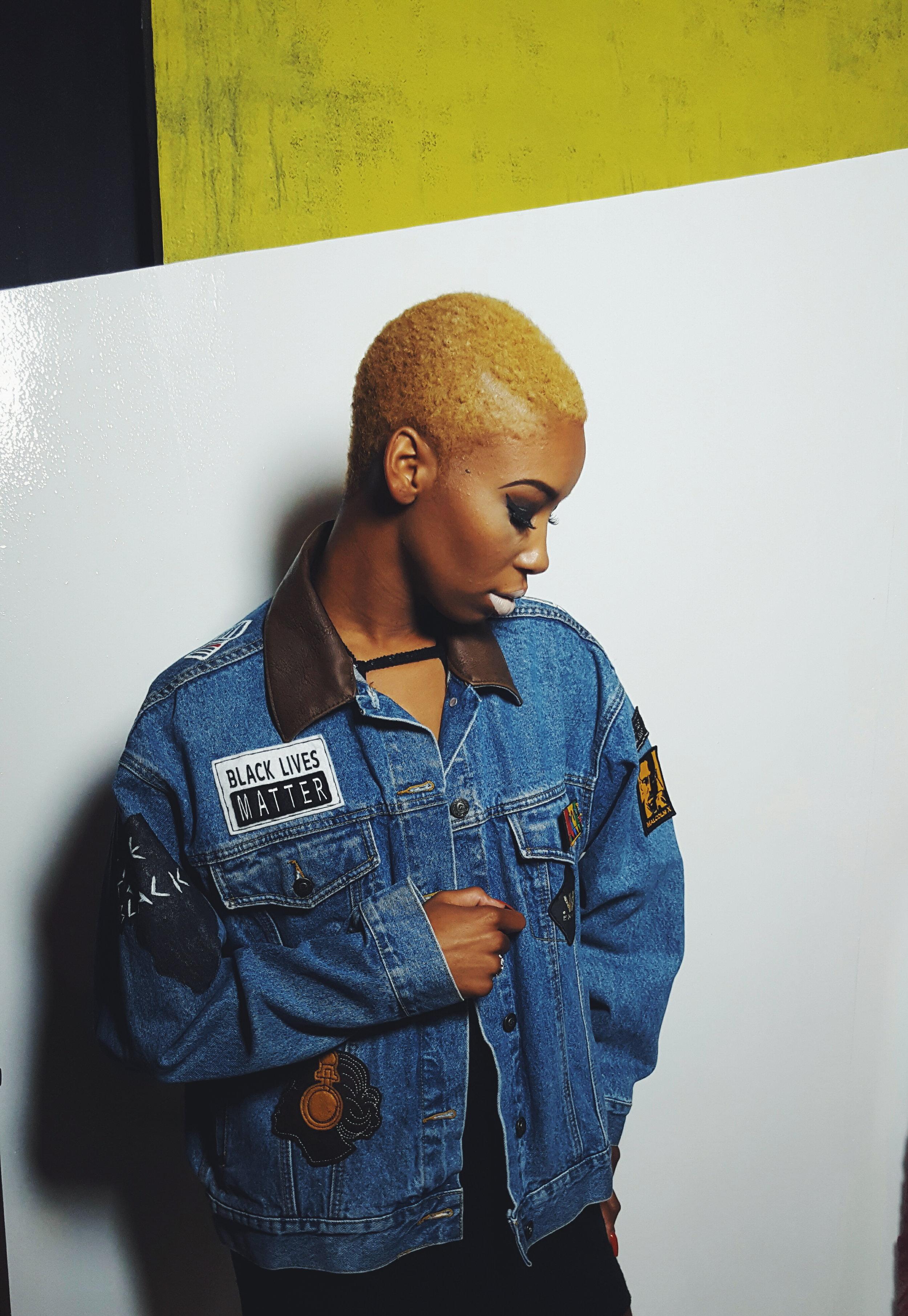 Nastashia Young in the Fade to Black original