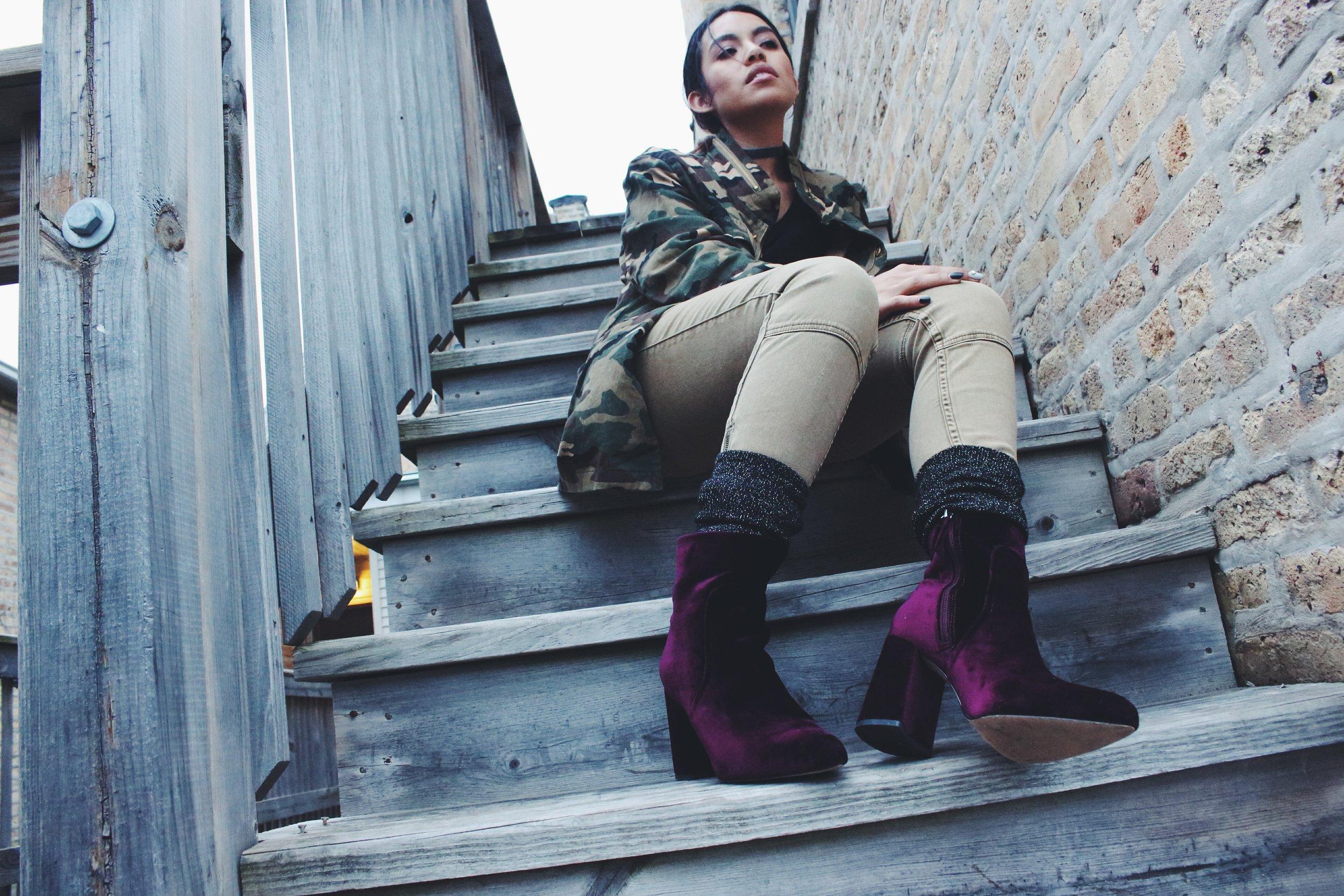 Jess Boots 3