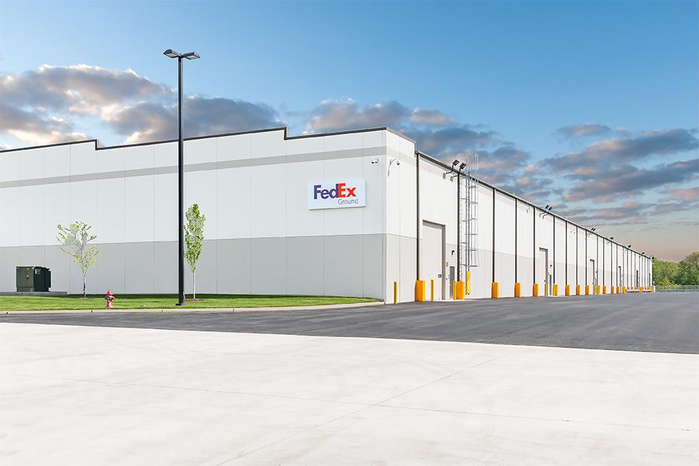 FEDEX    TILT-UP + OFFICE   Distribution | Wayne, NJ