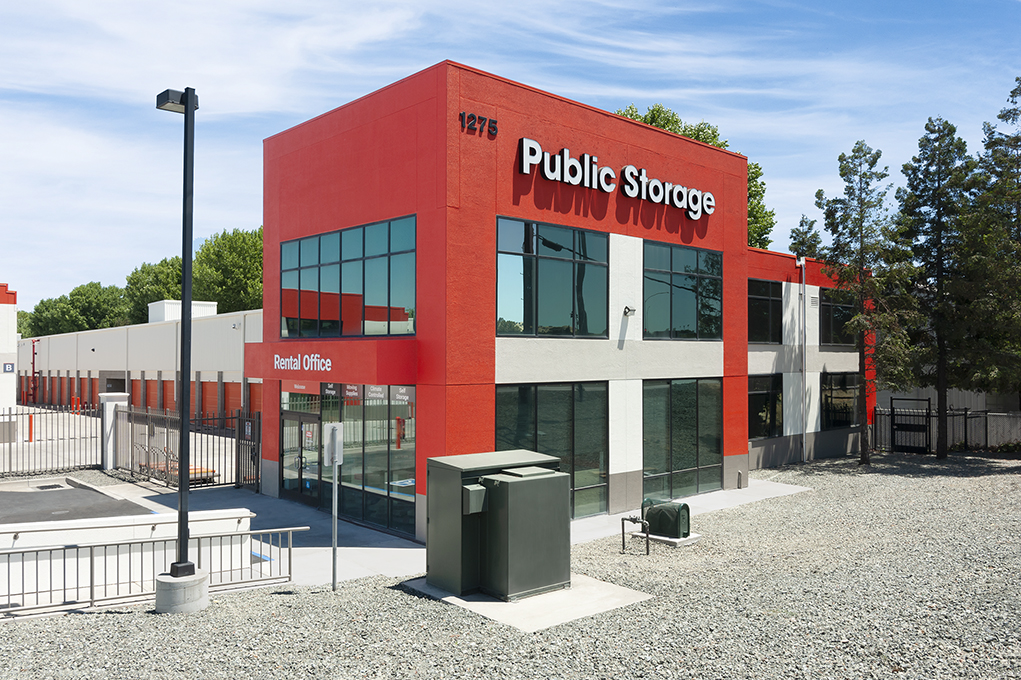 SELF STORAGE FACILITY    PUBLIC STORAGE   42,000 SF | Pittsburg, CA