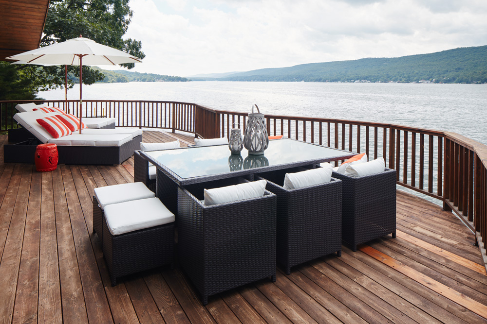 Copy of Outdoor Dining, Greenwood Lake