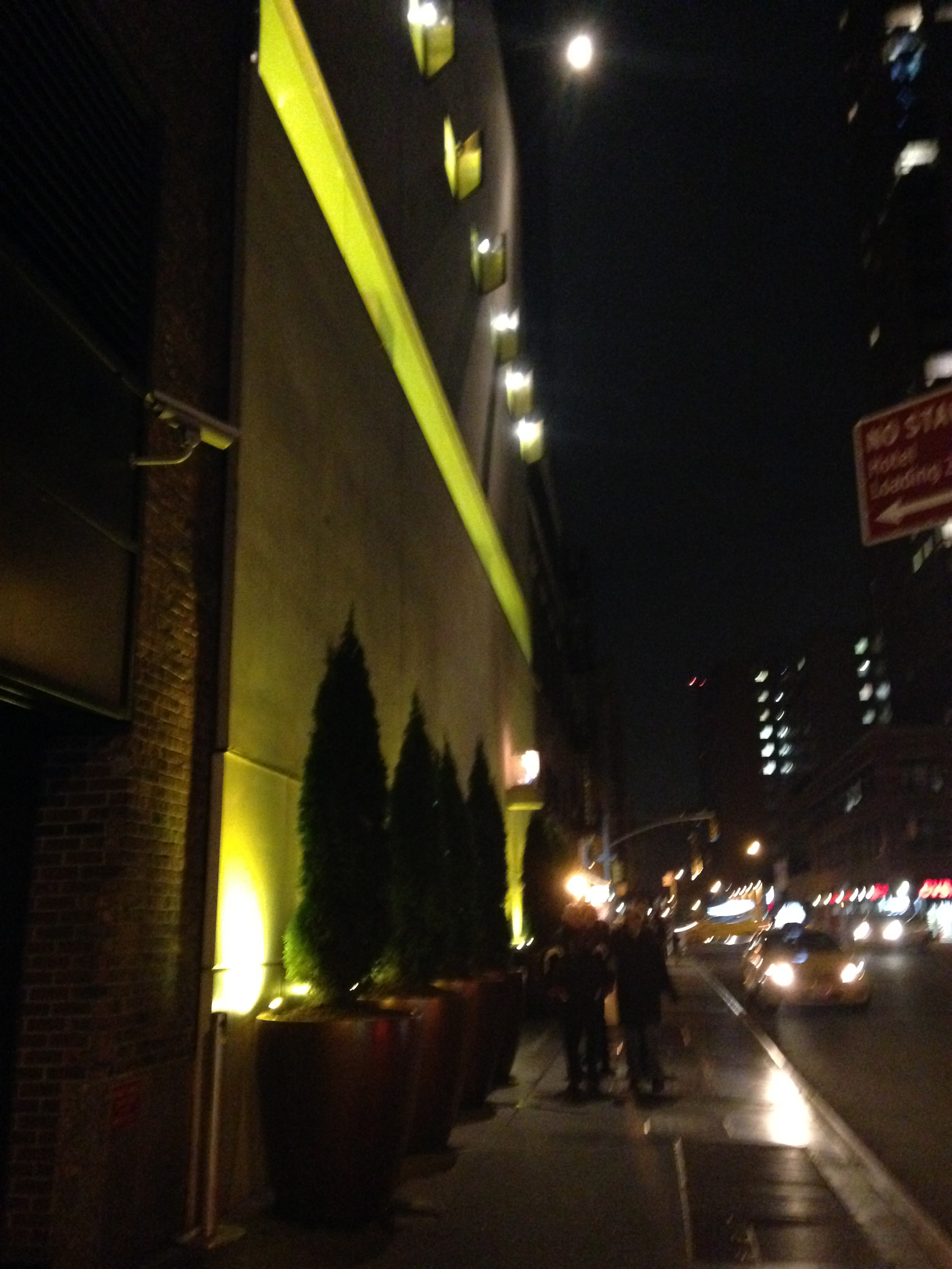 hudson hotel | madeline made