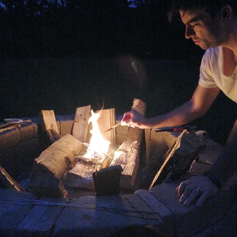 fall firepits | madeline made