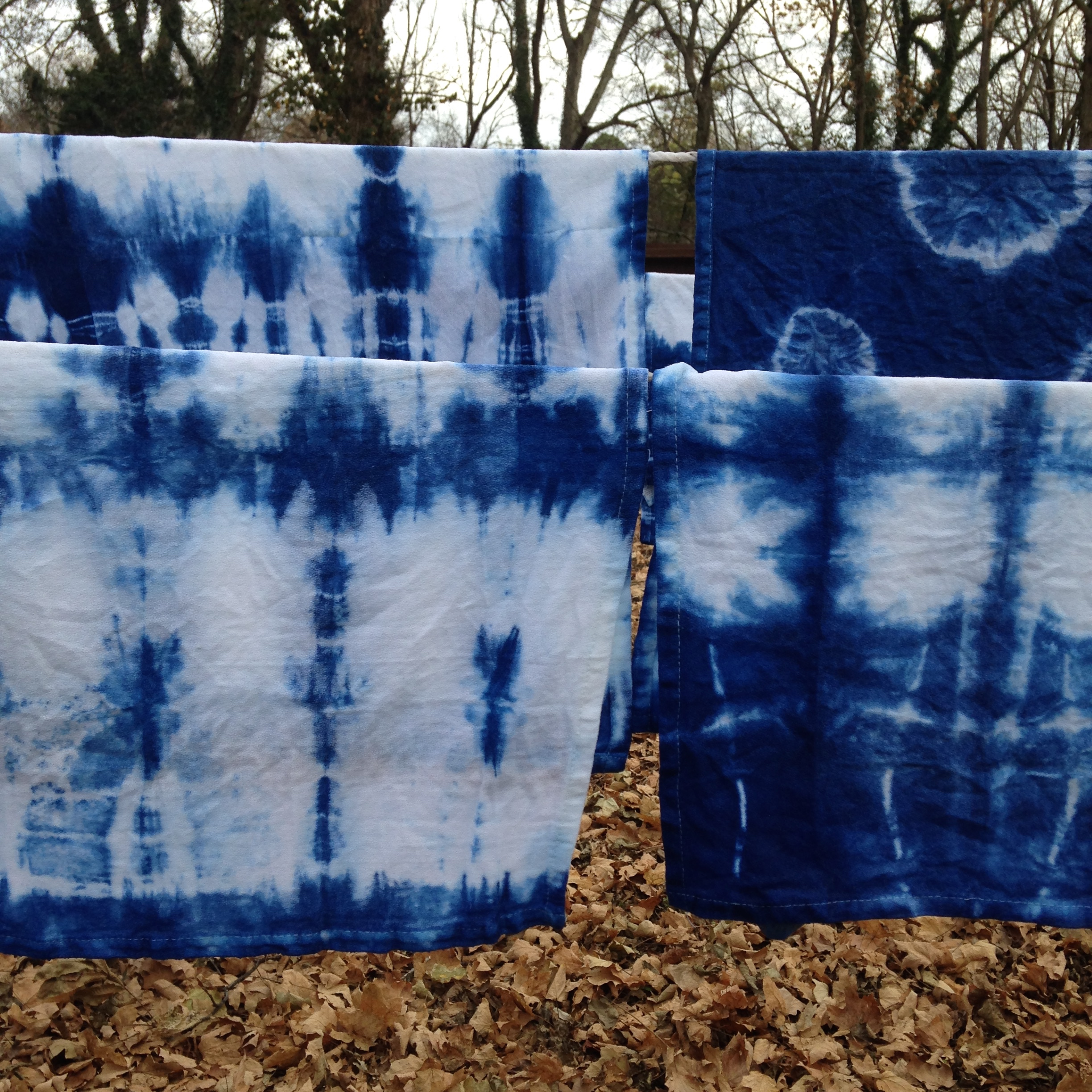 shibori diy | madeline made