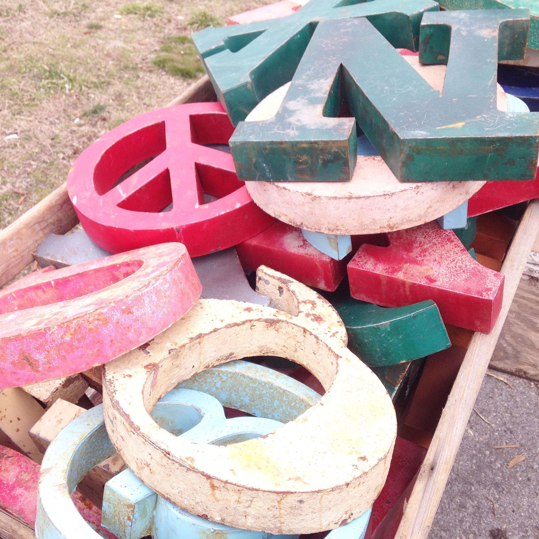 flea market | madeline made