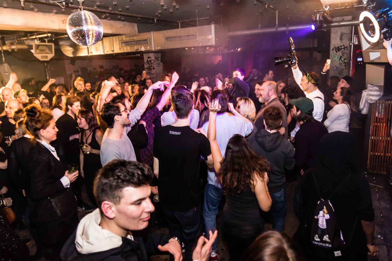 Soundcloud GO party