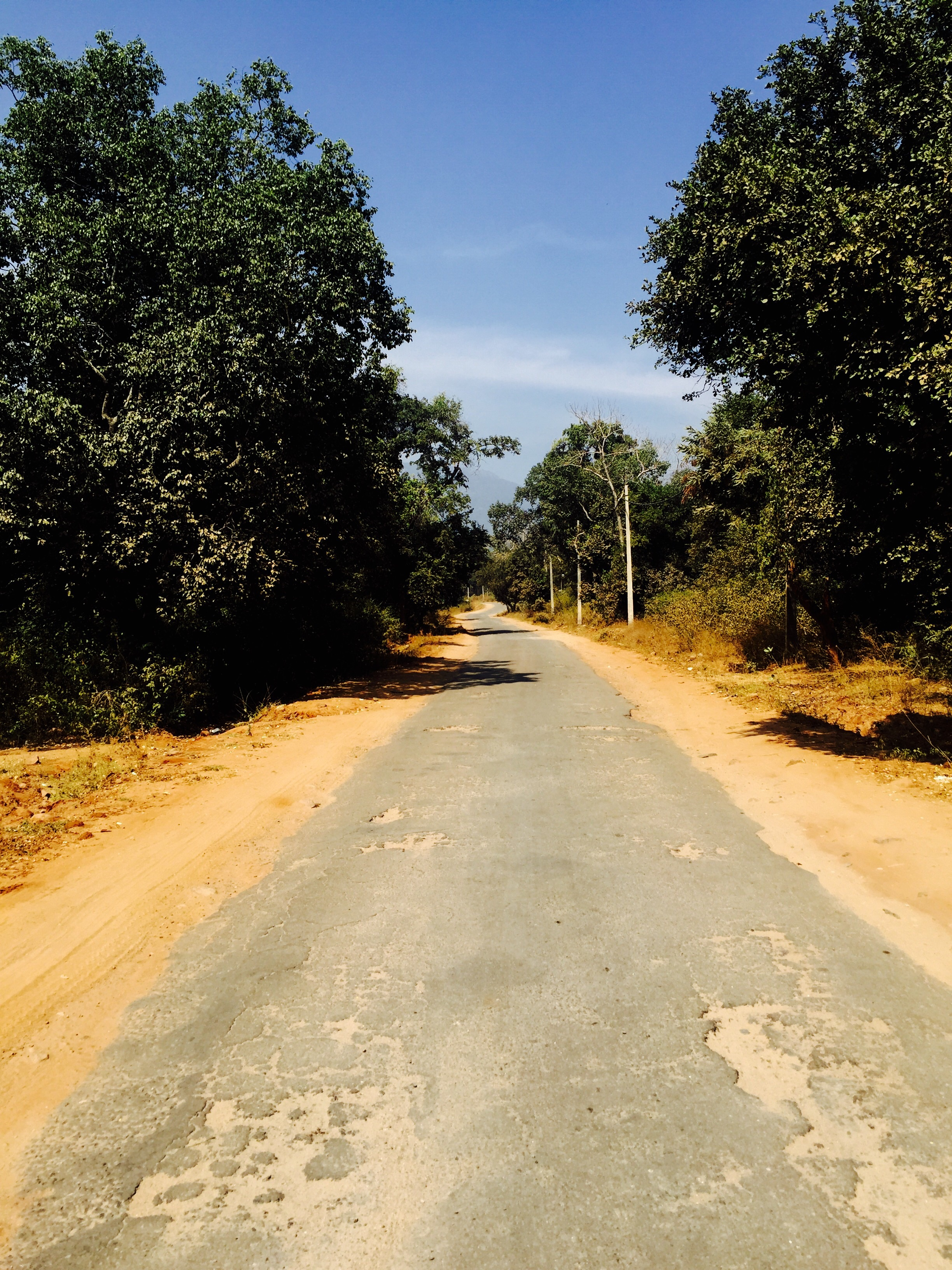 Walking through Palur - Recent conflict between poachers and police
