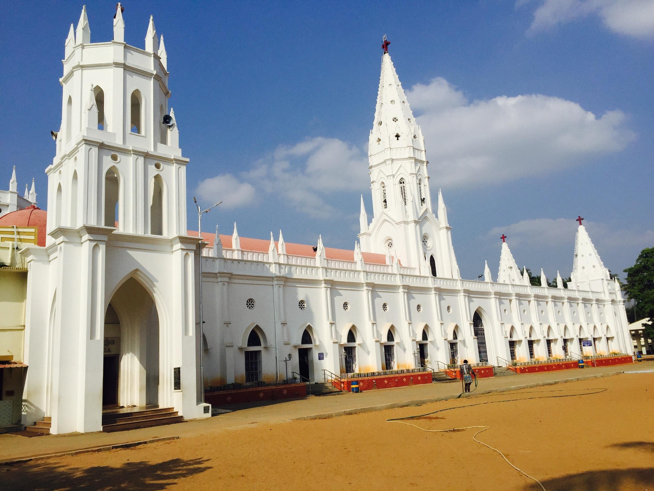 Poondi Basilica