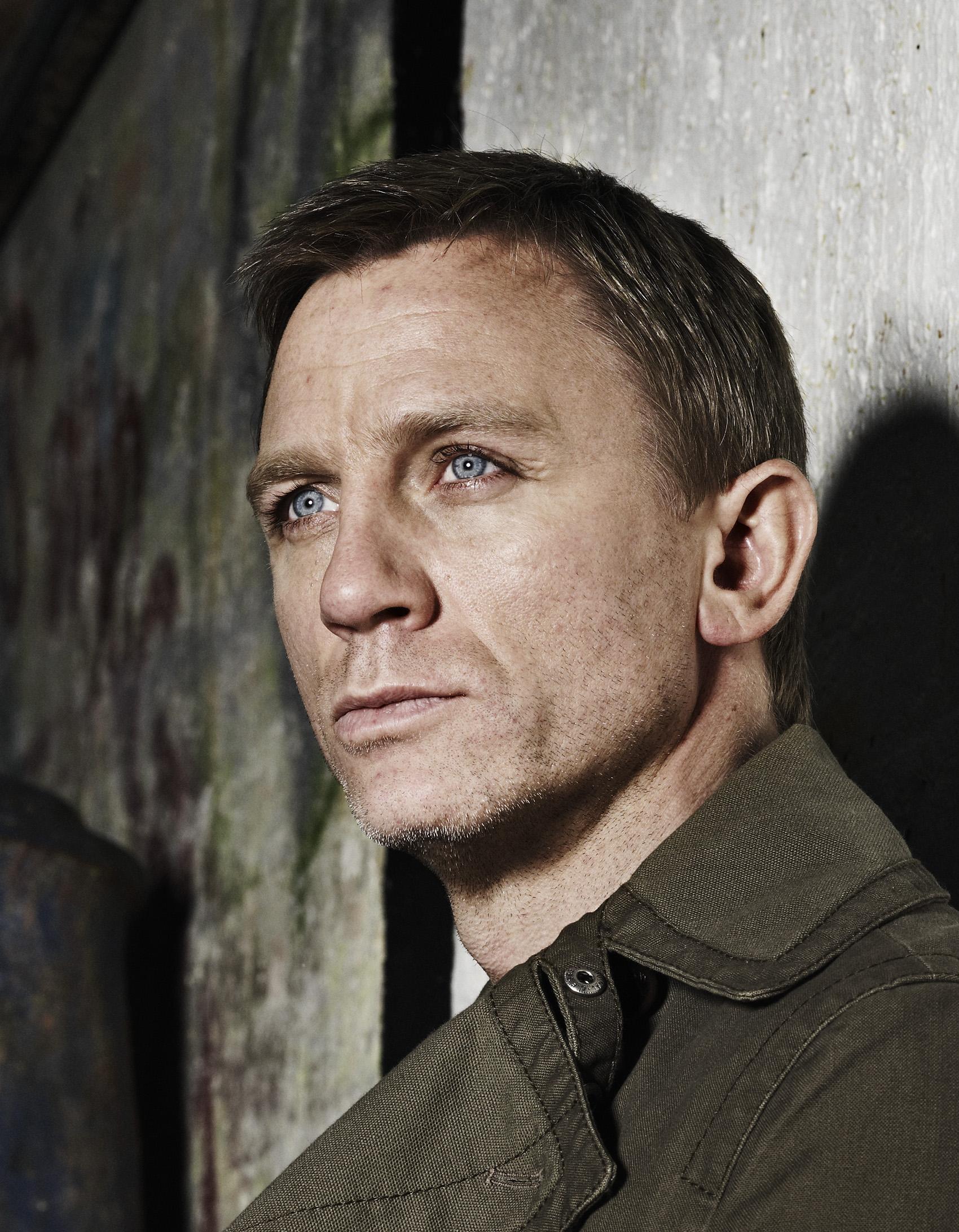 Daniel Craig, Warwick Saint