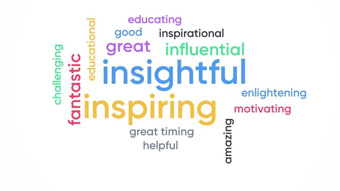 Feedback on Inspiring leadership 2 day workshop 2018