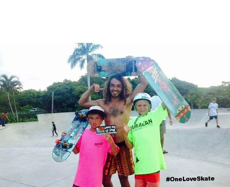 Pop-Up Skate winners from June