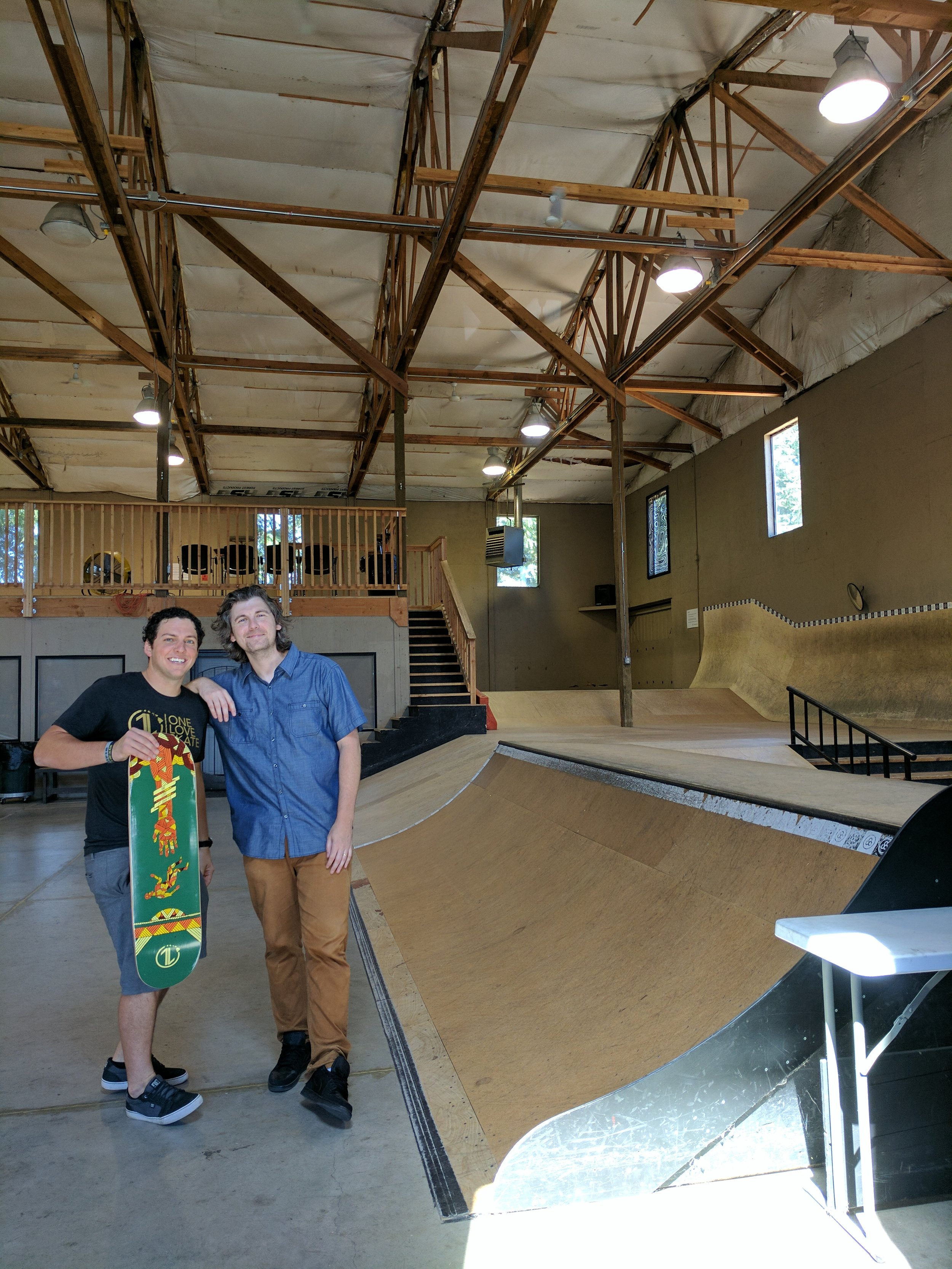 Such a blessing to get to hang with Tim Byrne & exchange a bunch of info & ministry vision along with burritos. Here's his misisonary update report from #OneLoveSkate action in Ashland, Oregon last October  http://timbyrne.org/2016/10/ashland-or-102-jesus-is-lord/comment-page-1/#comment-44