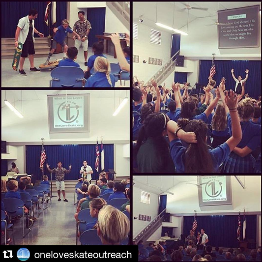 Speaking at Doris Todd School with Sam Peralta recently about taking #OneLoveToTheNations. Nicole & I will be teaching the 1L Values & Verses at Pukalani Baptist Church's Awana Clubs on Wednesday Nights using dynamic teaching tools like Sam & I used here at Doris Todd.