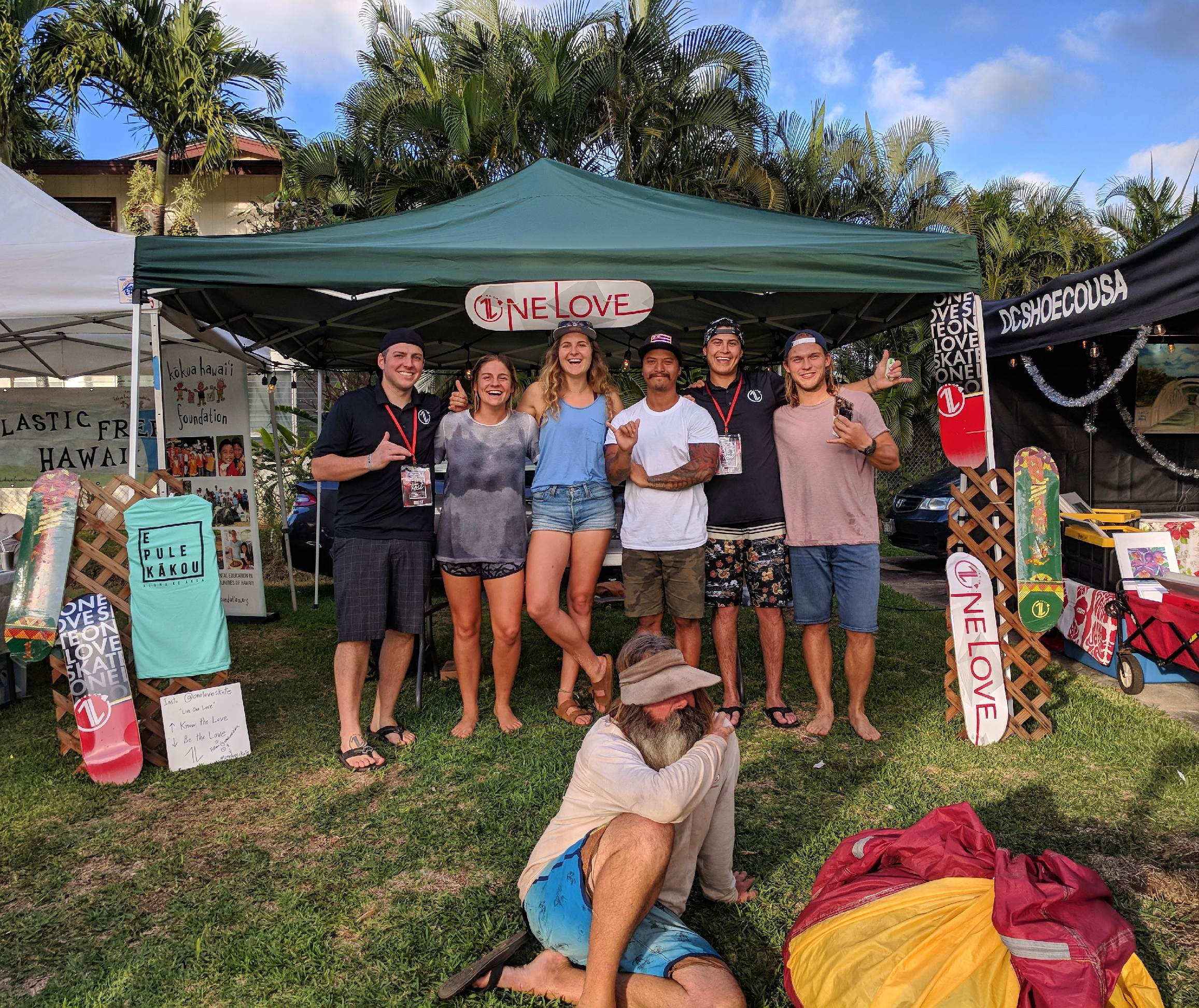 The event featured in freesurf went great Saturday evening with about 200 people. Stoked surfing the Nations joined us, and stoked for follow up as Abby (Outreach Leader Surfing the Nations)& Joe (Youth Pastor at Sunset Beach Community Church)lead #OneLoveSkate on a regular basis at Banzai skatepark in 2018.