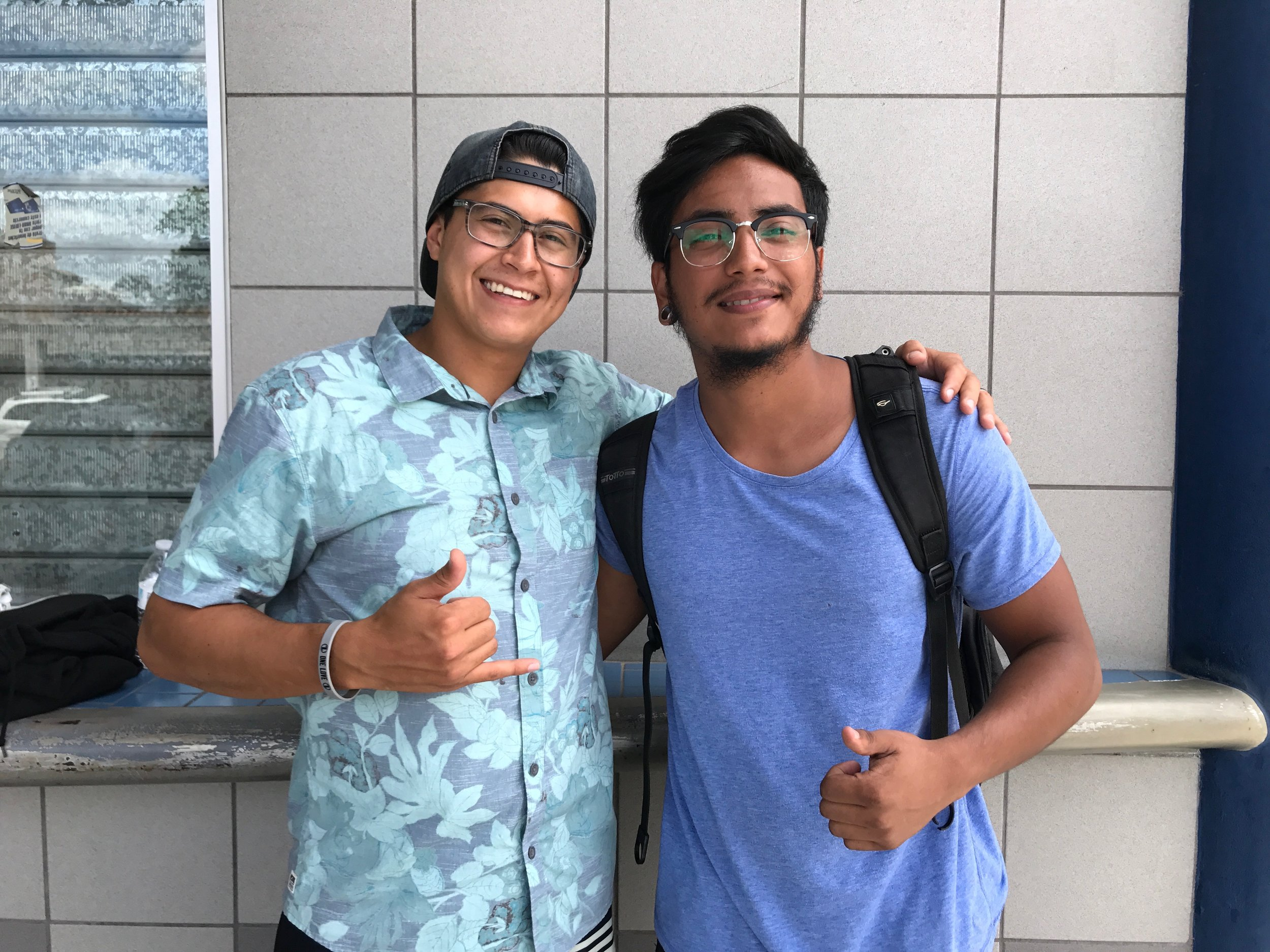 Pray for Auburn as he reps 1L in Wyoming / Colorado area and for Christian as he reps 1L in Honduras. Thanks for helping us resource and equip 1L Reps to giveaway skateboards every month!