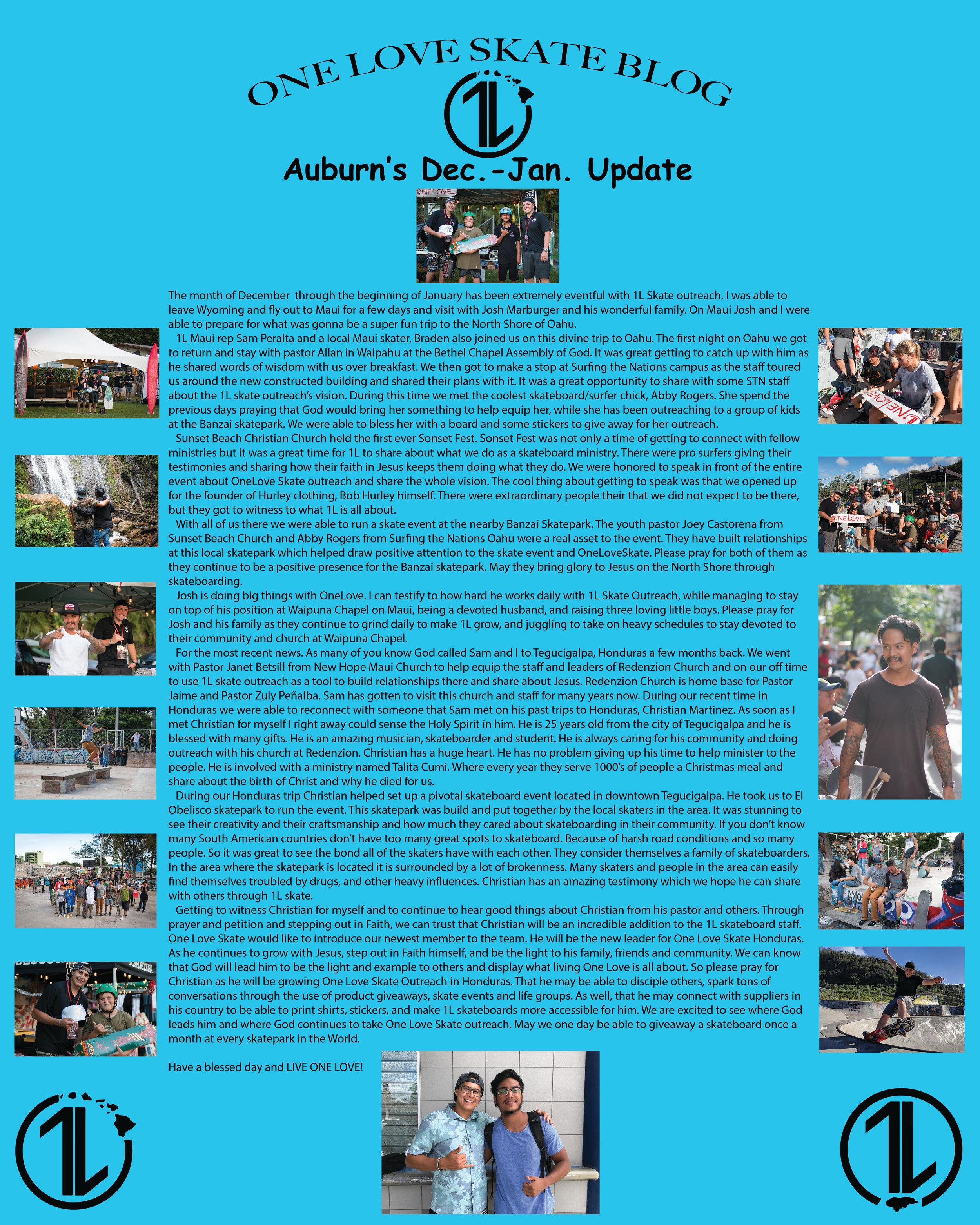 Click To Check Out This December / January 1L Update from Auburn