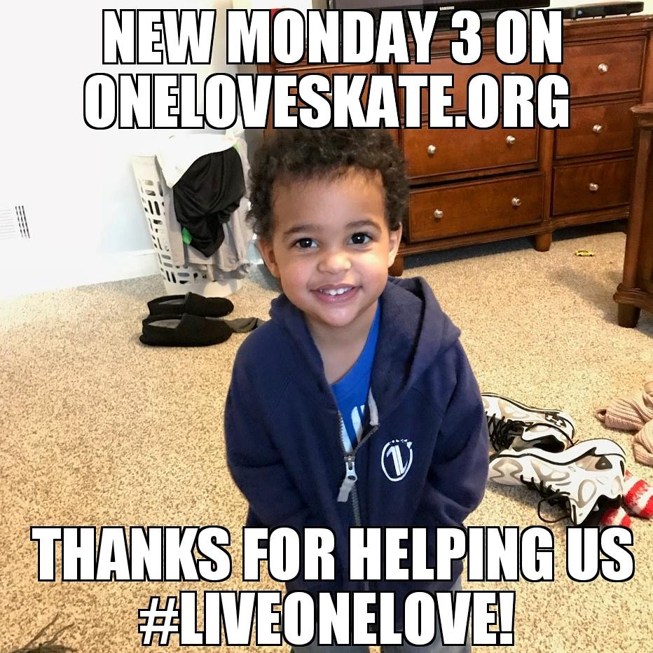 Jeff & Mandy's son, Isaiah! #LiveOneLove