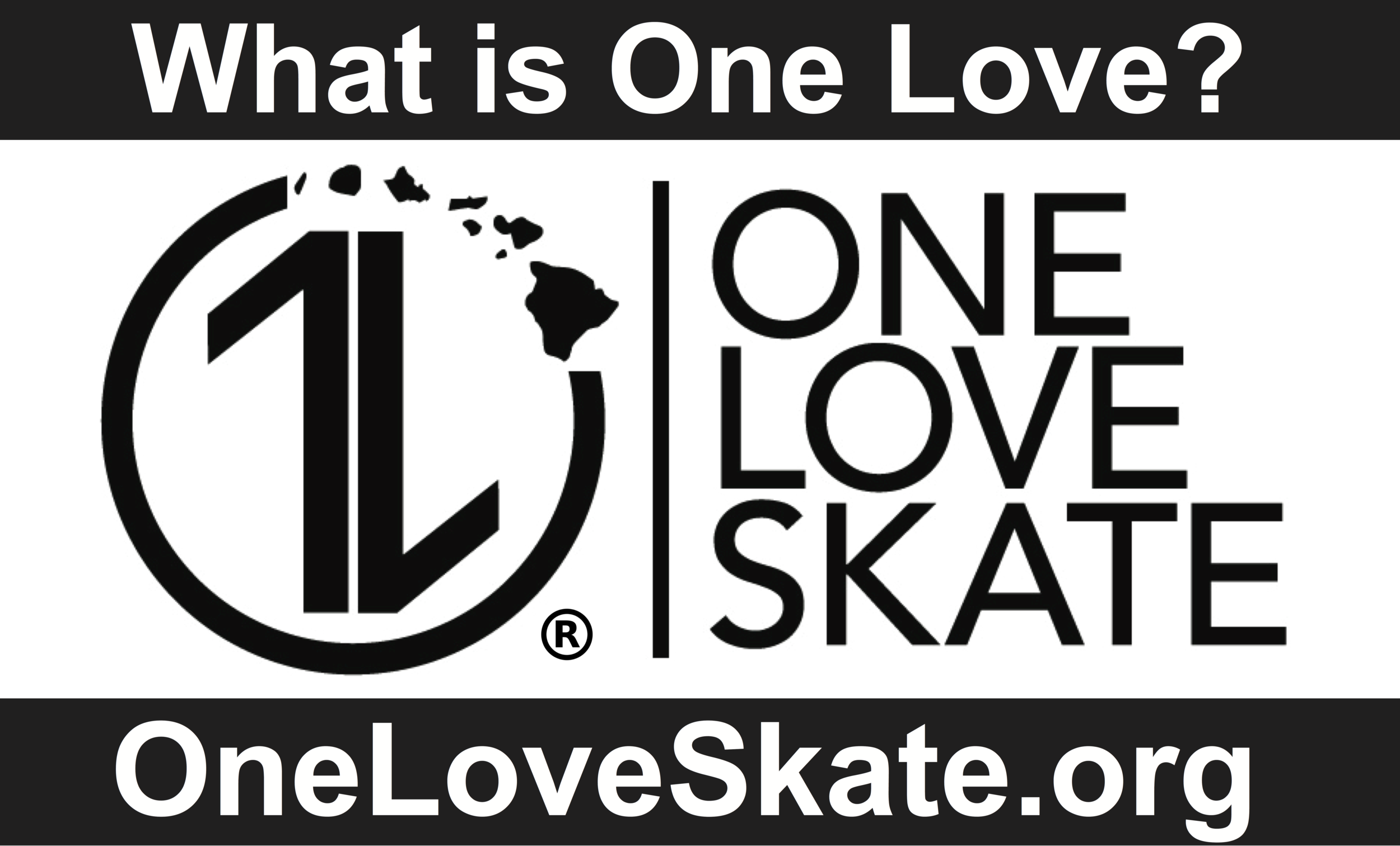 One Love Skate is an international evangelism and discipleship ministry dedicated to being a positive presence in communities all around the world by resourcing & equipping 1L Reps to #LiveOneLove.    Connect with us on oneloveskate.org to find out more.