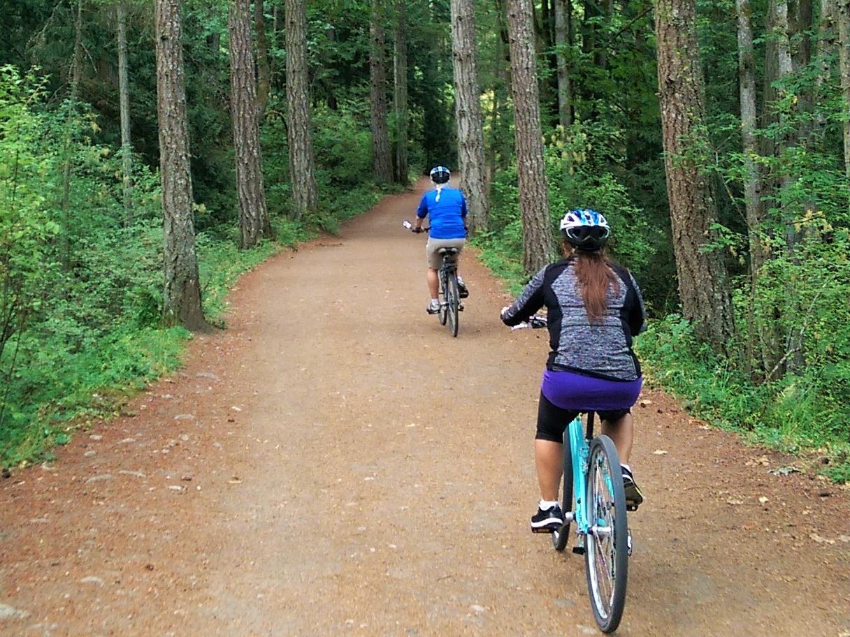 Bike Tour on Vancouver Island