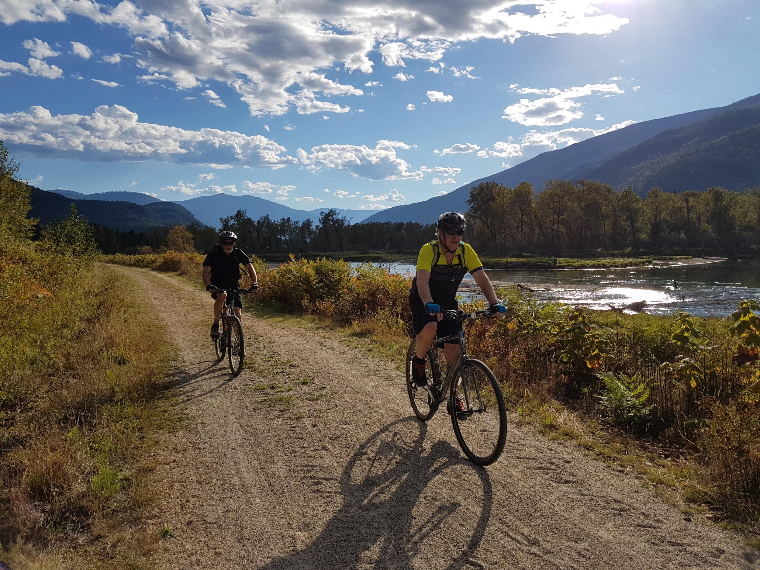 Cycling Holiday in the Okanagan BC