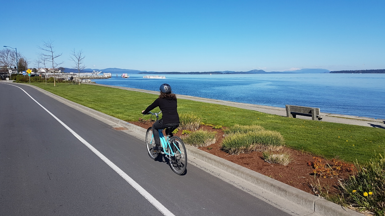 Vancouver Island bike tour