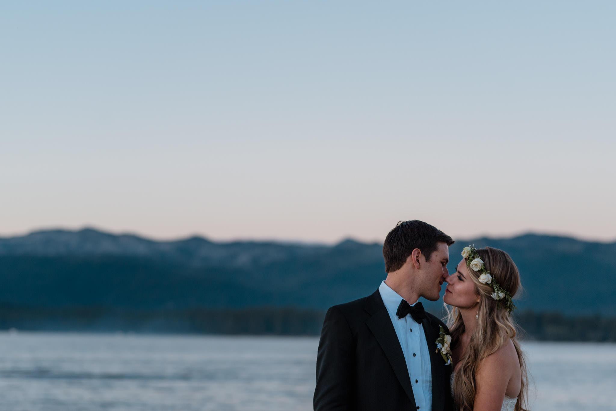 Zilla Photography Wild Adventure Mountain Wedding Lake