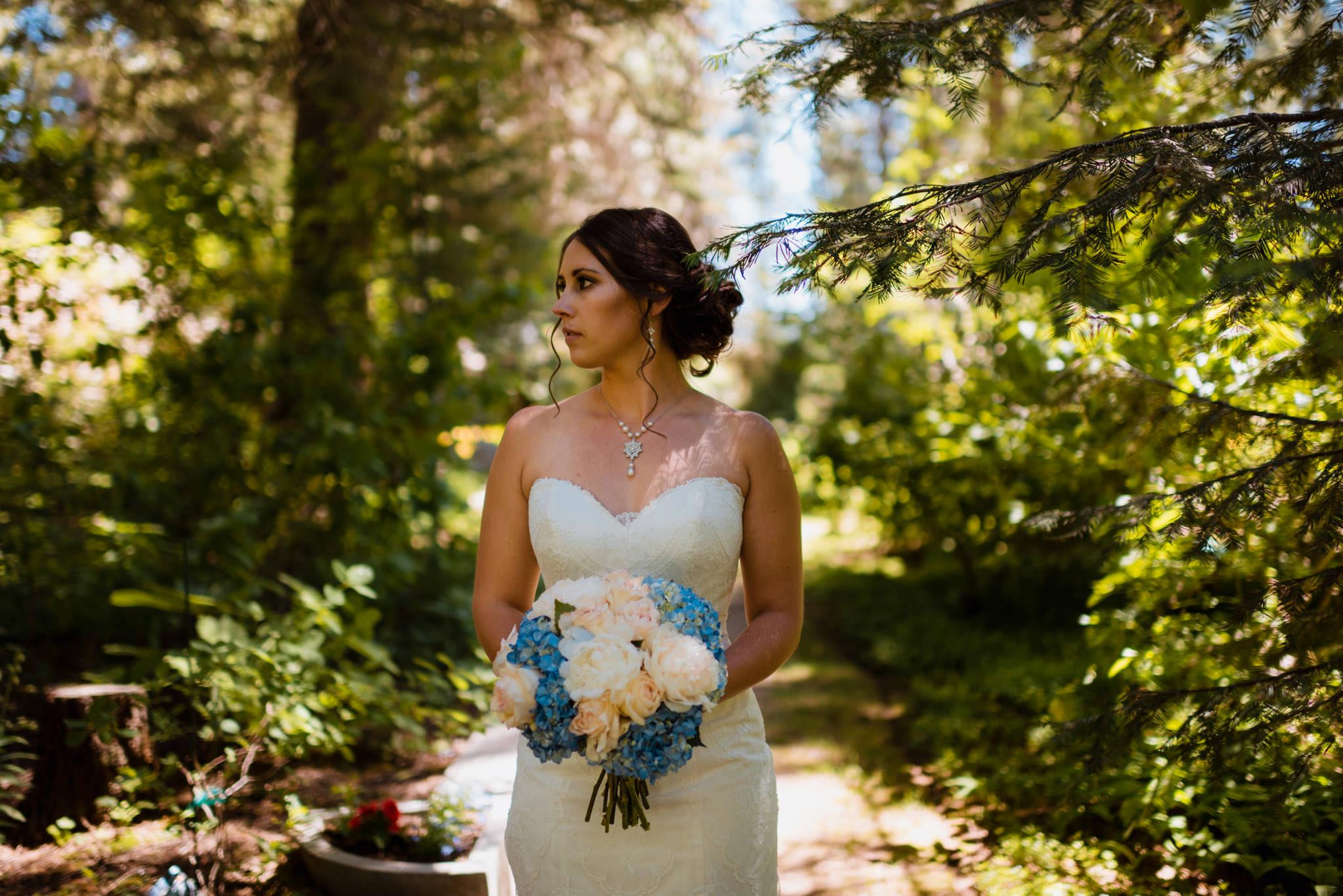 Zilla Photography Wild Adventure Mountain Wedding Bridal