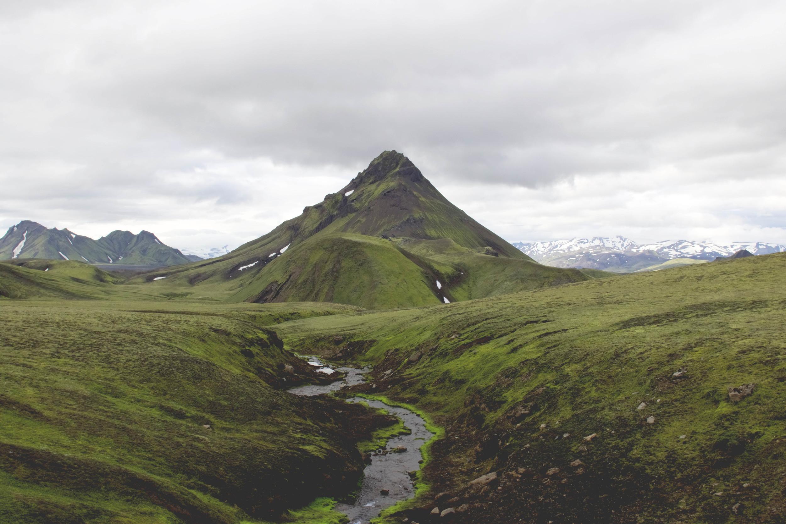 Trail from Álftavatn - Emstrur (Botnar)