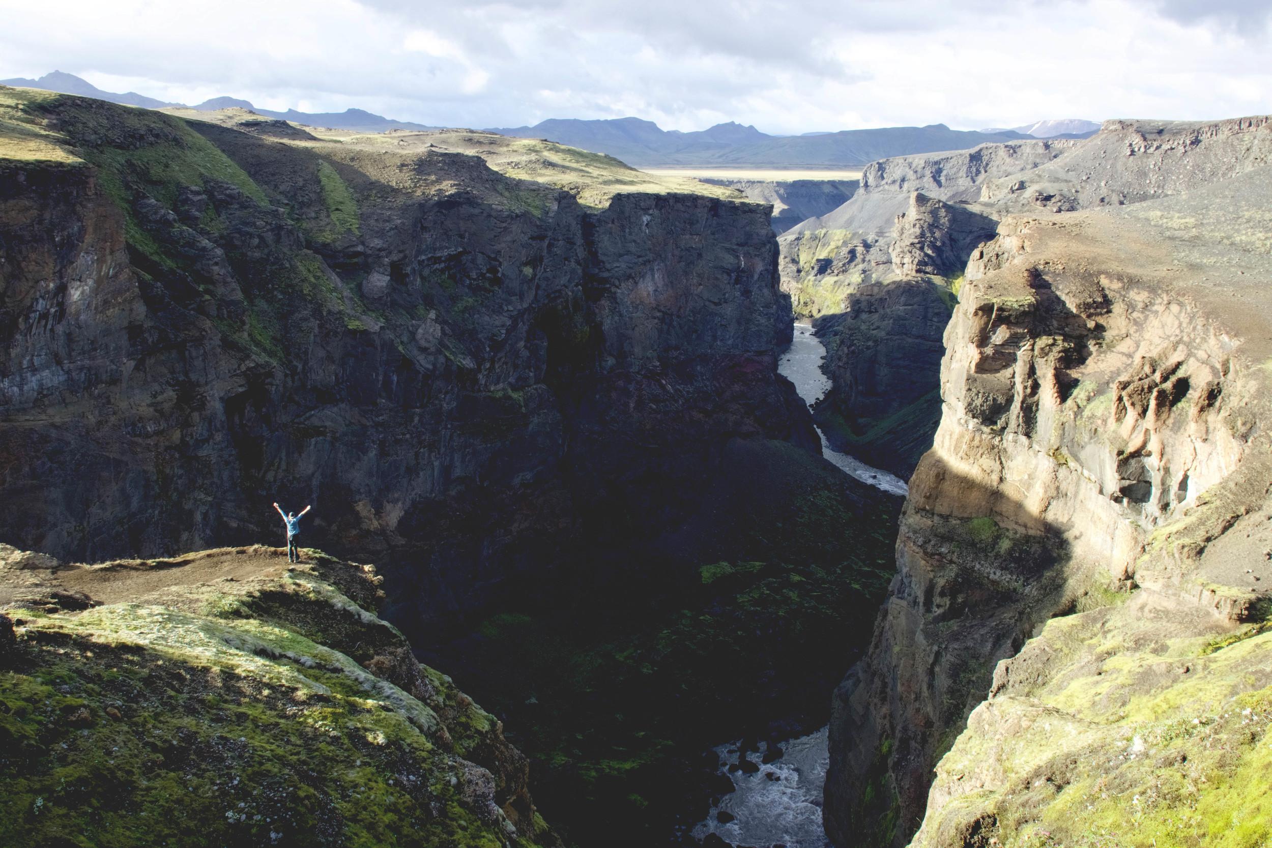 Canyon near Emstrur (Botnar)