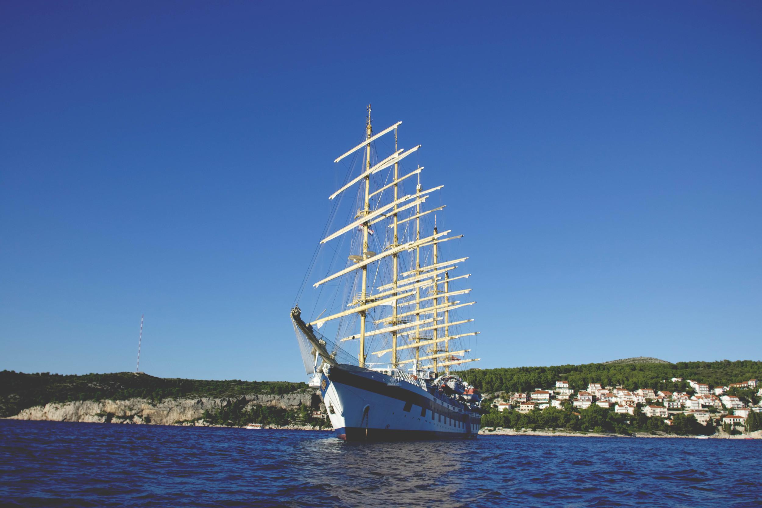 Epic Sail Boat