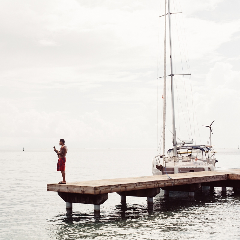 French Polynesia for Paul Gauguin Cruises