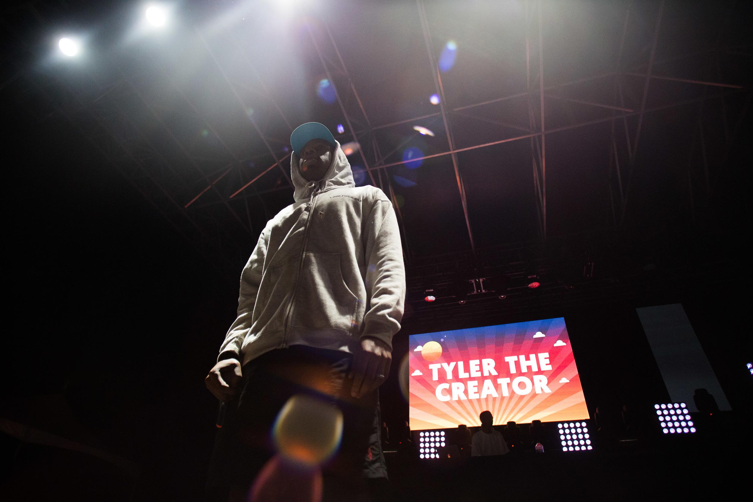 Tyler, The Creator - TBD Sacramento