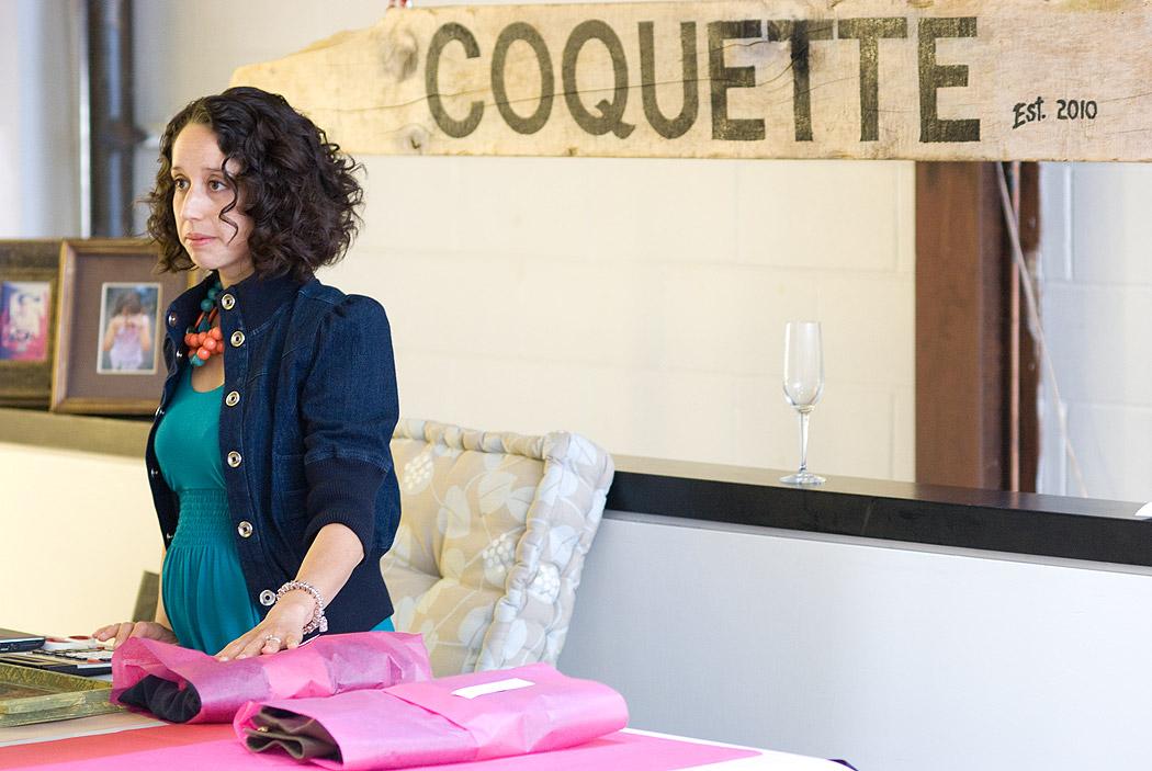 COQUETTE Signage