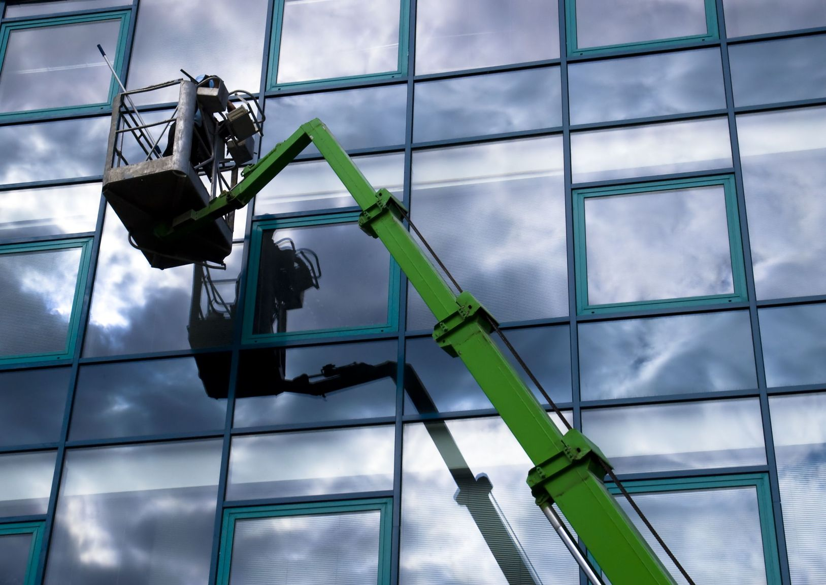 External Facade Cleaning |   READ MORE