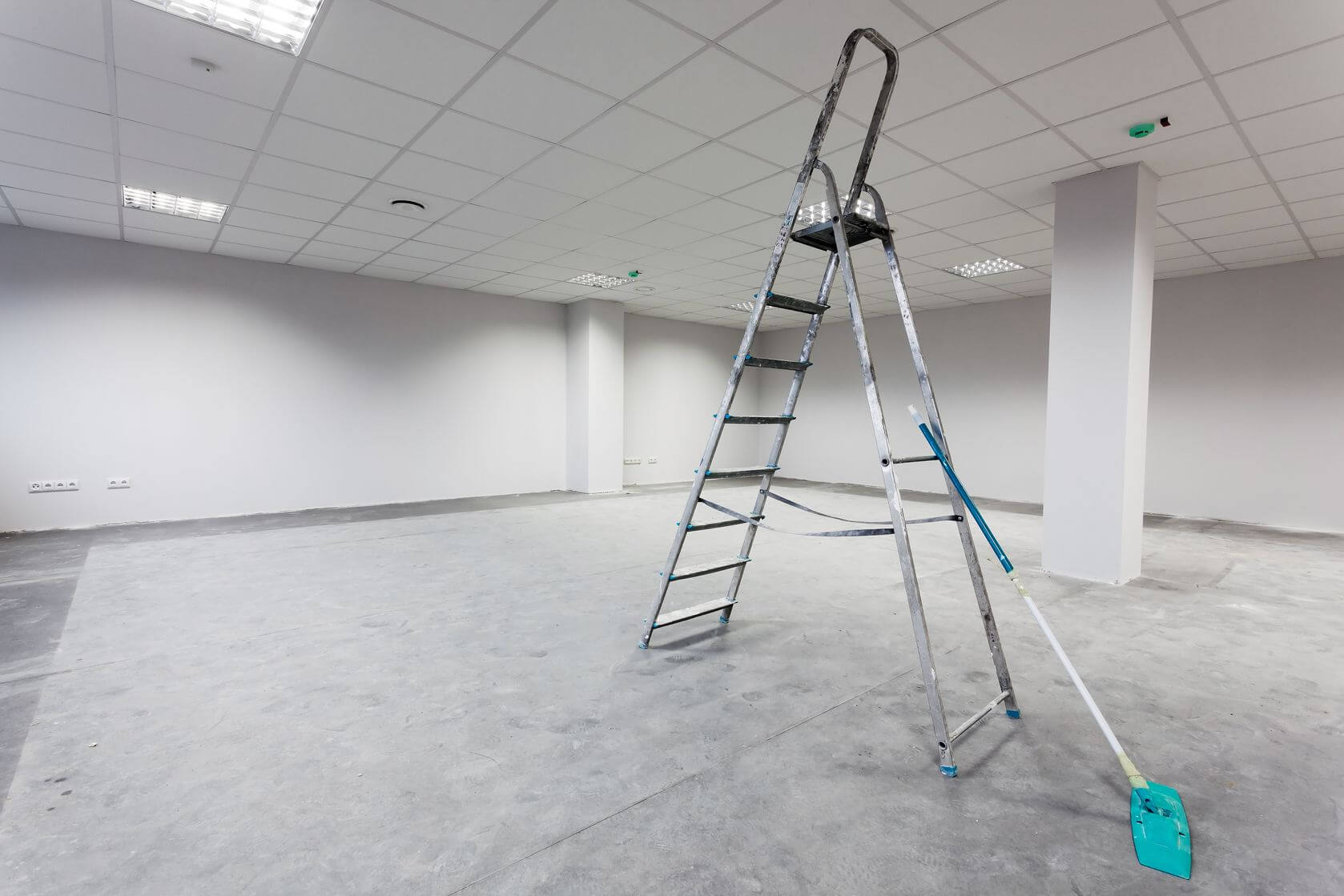 Our Services | Post Construction Cleaning