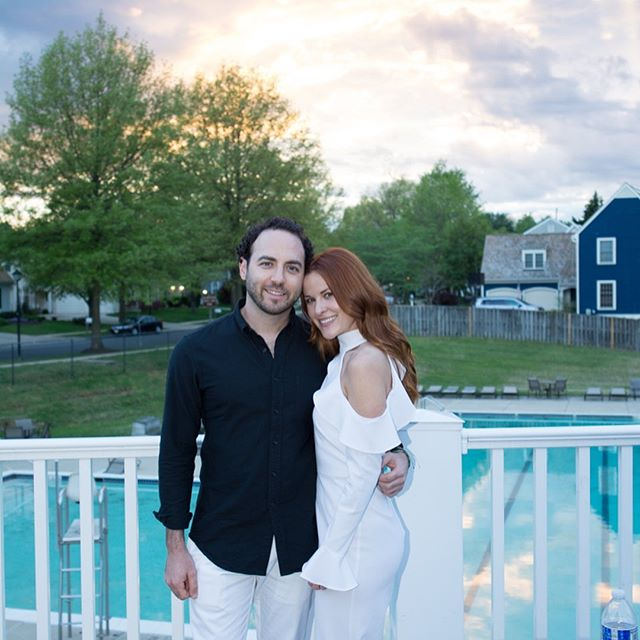 A bit of a delayed post...but feeling very grateful to have been surrounded by so many of our loved ones for a wonderful long weekend in Maryland for Passover and our engagement party! 💕 Thanks @phylsolomon and @ssollymon for throwing a great party!