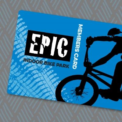 Designed to Attract: Indoor Bike Park