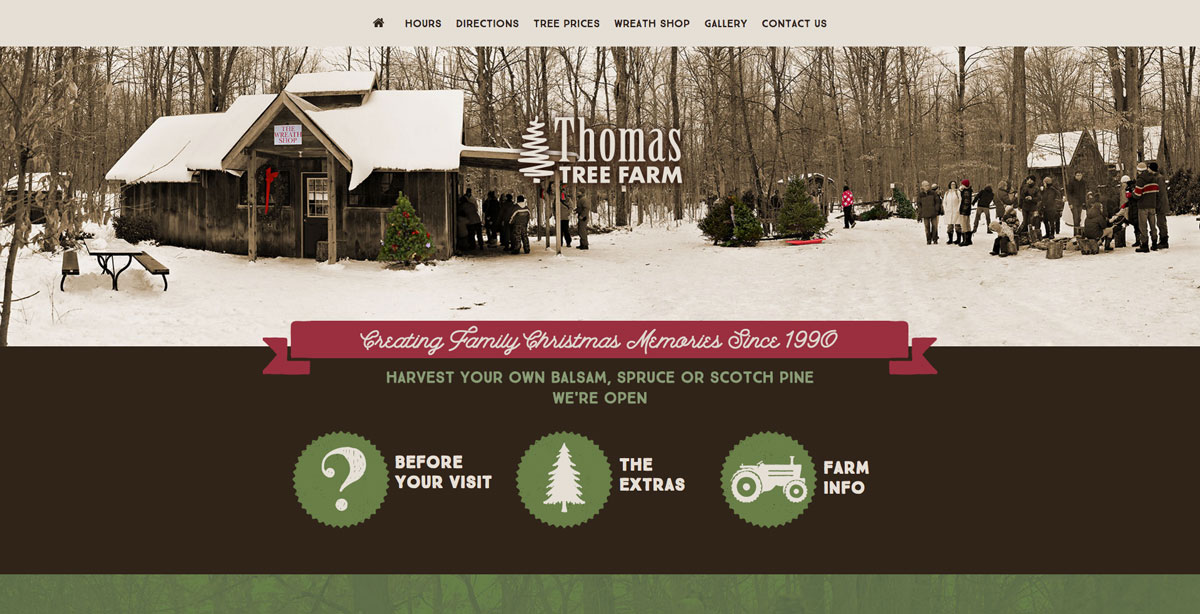 Thomas Tree Farm