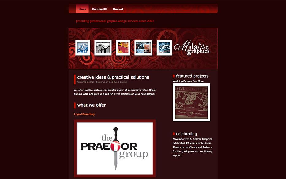 WEBSITE BASED ON HTML TEMPLATE 2009