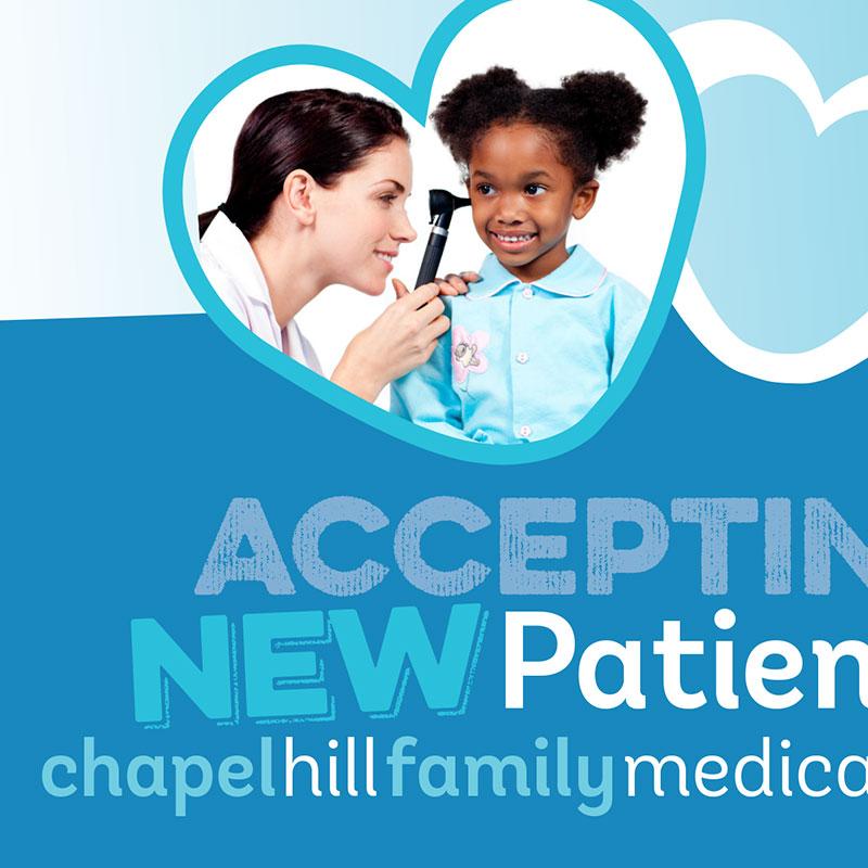 Family Medical Centre Branding