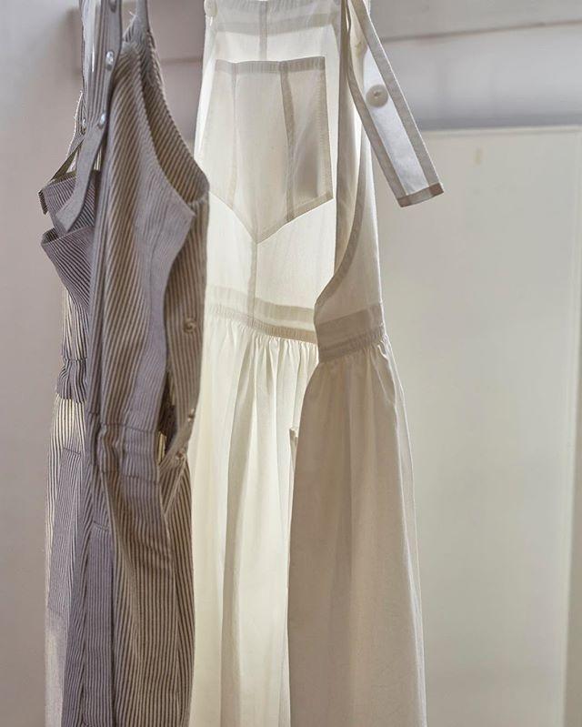 Daylight 🌤 Yuri jumpsuit and Winnie dress captured by @blastmagazine and @eivindhamran  #lovechild1979 #ss19