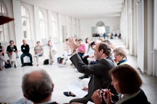 Bürgerbeteiligung bei  Kultur im Dialog
