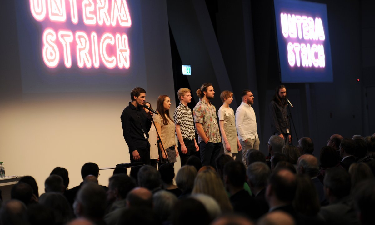 Unterm Strich  Citizen-KANE.Kollektiv und Junges Ensemble Stuttgart (JES)