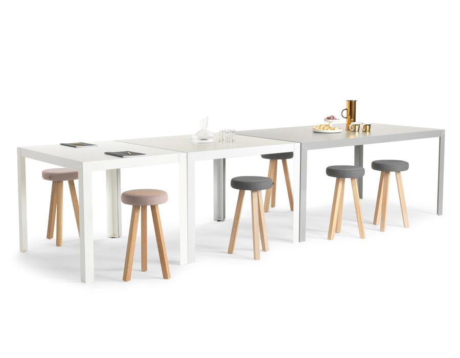 Horreds Time-pöytä & VX-tuolit