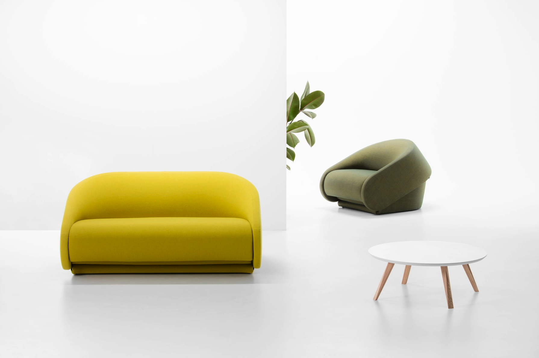 Prostoria Up-lift sofabed / armchair