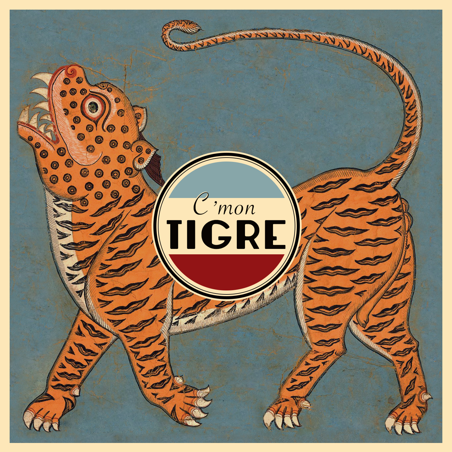 C'mon Tigre - C'mon TigreReleased on Oct 13th 2014CDs and DOUBLE LPs are available hereDIGITAL ALBUM available on ITunes Amazon